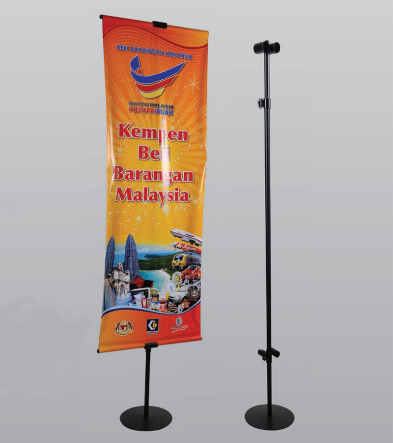 Bunting Stand Supplier Malaysia
